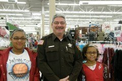 "2009 Fop Cops n Kids Formally ""Shop with a Cop\"""
