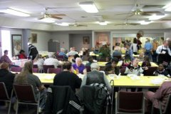 2012 Hilltop Senior Citizen\'s Thanksgiving Dinner