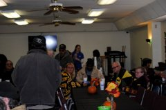 Hilltop Senior Citizens Thanksgiving 11-21-15